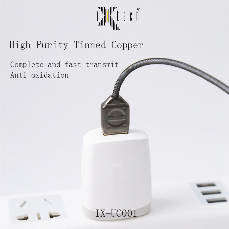 i-Xtech Perry Series Type C Cable