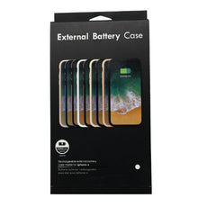 Sara Battery Case for iPhone X 5200 mAh