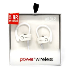Power 3 Wireless Sport Bluetooth Earphone