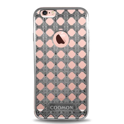 Common Case for iPhone 5/5S/5SE - Silver