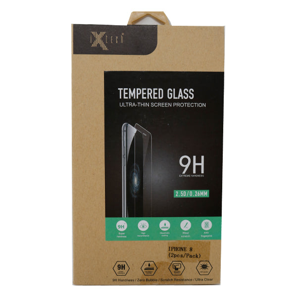 i-Xtech Ultra Thin Screen Protector / Tempered Glass for iPhone X