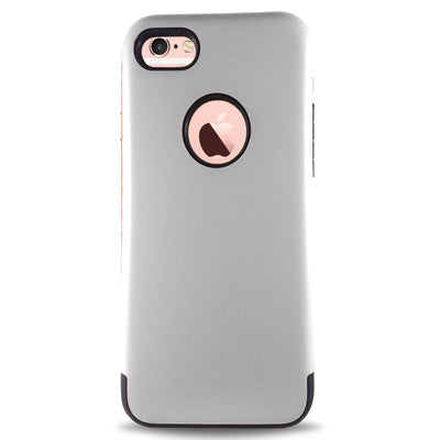 Stone Case for iPhone 7 - Silver