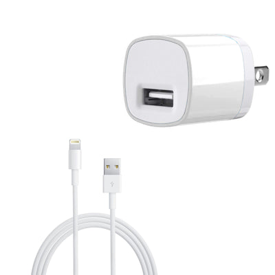 2 in 1 Home Cable & Adapter For Ios