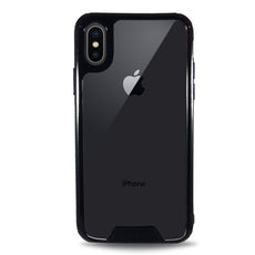 Colored Plate Hard Bumper Case for iPhone X