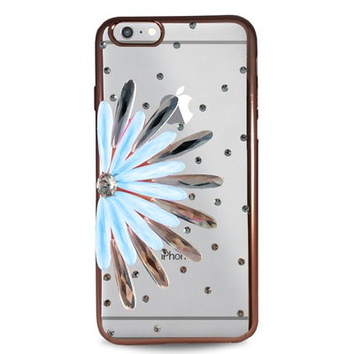 Flower Case for iPhone 6/6S - Light Pink