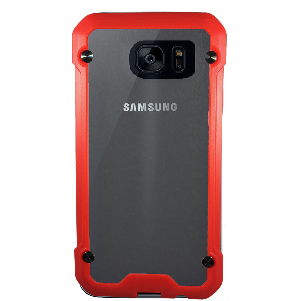 Clear Four Dot Case for Samsung Grand Prime