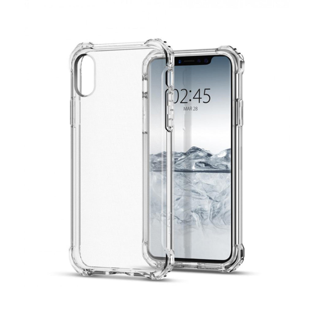 Soft Clear Case for iPhone X