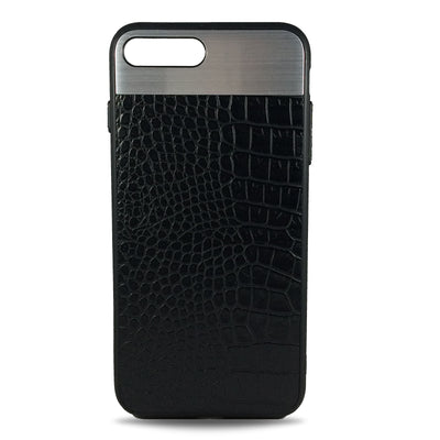 Crocodile Case for iPhone 6/6S - Black