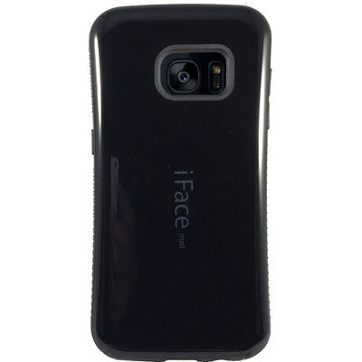 iFace Case for Samsung S6 Edge - Black