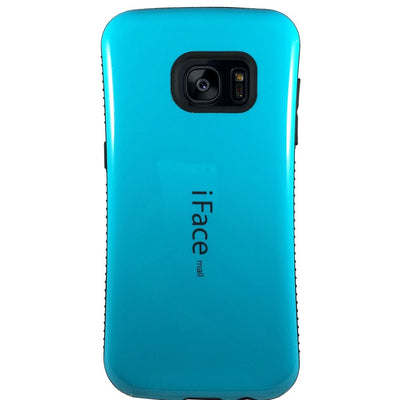 iFace Case for Samsung S6 Edge - Blue