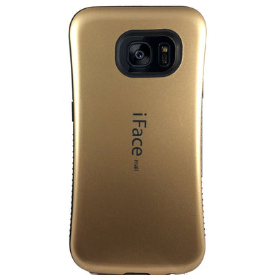 iFace Case for Samsung S6 Edge - Gold