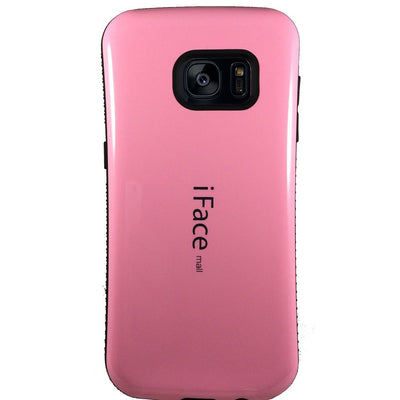 iFace Case for Samsung S6 Edge - Pink