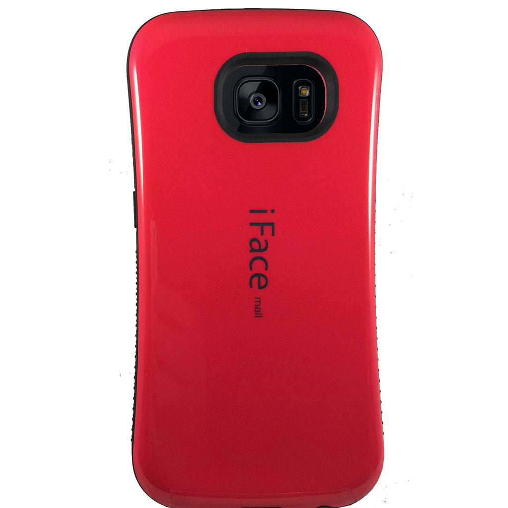 iFace Case for Samsung S7 - Red