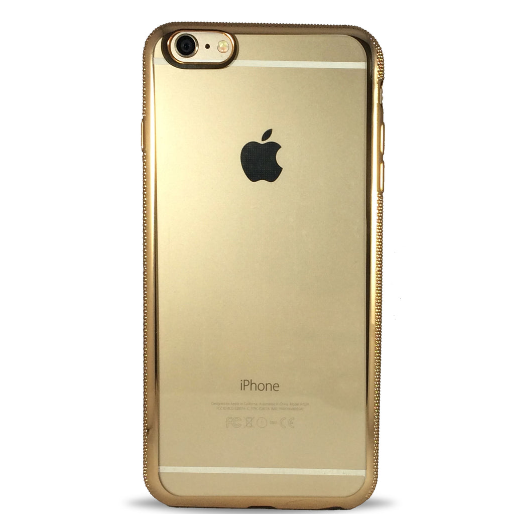 Jayfuxin Case for iPhone 6/6S - Gold