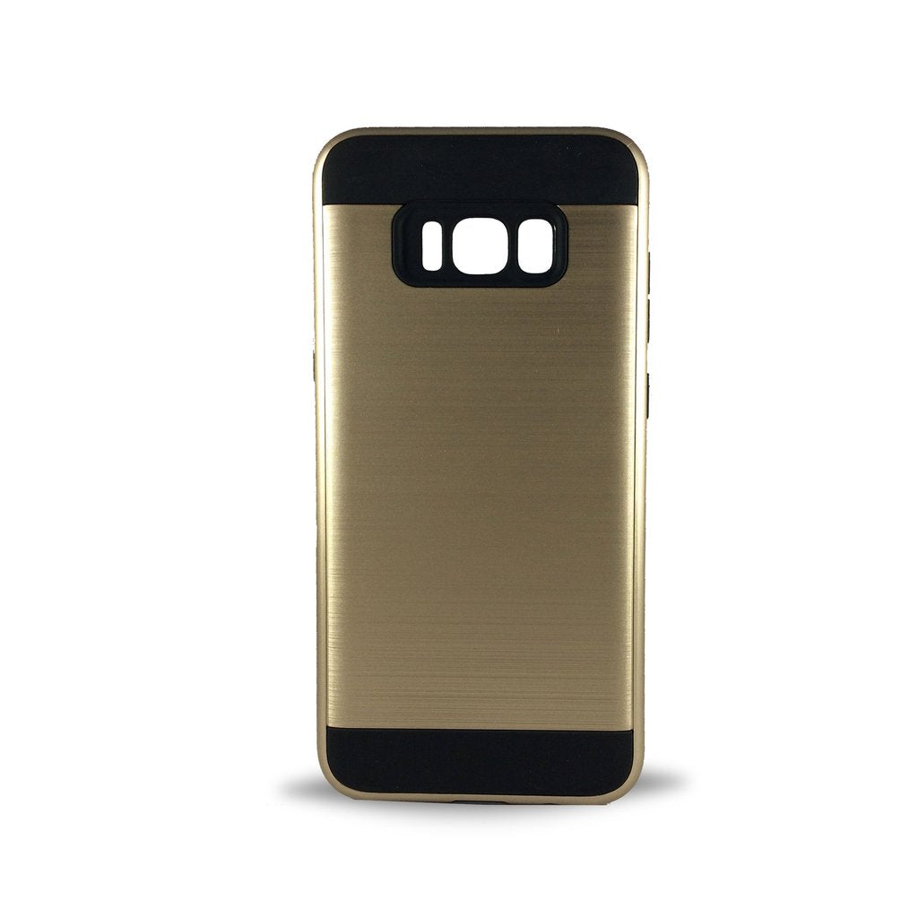 J & J Case for Samsung S8 Plus - Gold