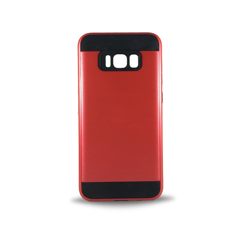 J & J Case for Samsung S8 Plus - Red
