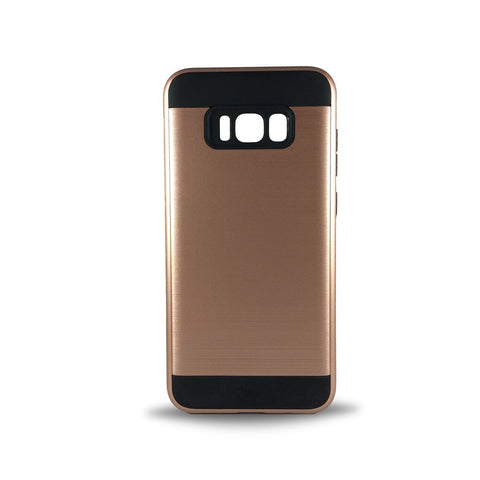 J & J Case for Samsung S8 Plus - Rose Gold