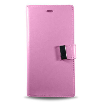 Mercury Wallet Apple iPhone 6/6s Case -  Light Pink