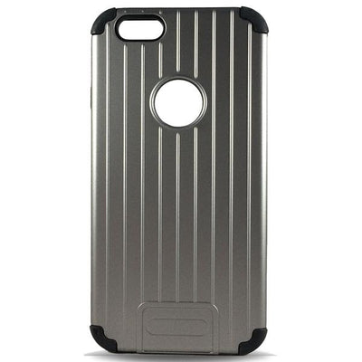 Hard Line Case for iPhone 5/5S/5SE - Silver