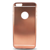 Metal Soft Case for iPhone 6/6S - Rose Gold