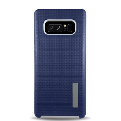 Clear Dual Layer Armor Case - Navy