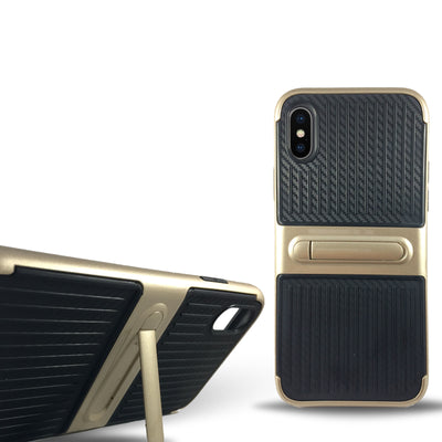Dama Kickstand Case for Iphone X - Gold
