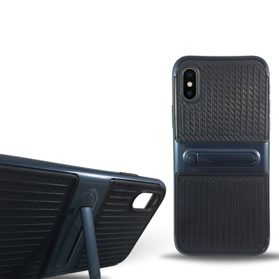 Dama Kickstand Case for Iphone X -Navy Blue