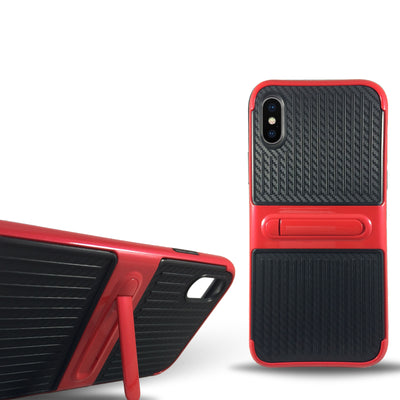 Dama Kickstand Case for Iphone X - Red