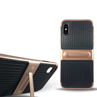 Dama Kickstand Case for Iphone X - Rose Gold