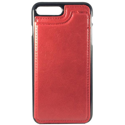 New Wallet Case for iPhone 6/6s - Red