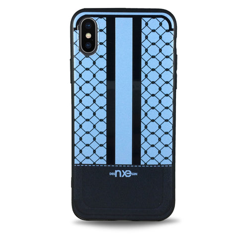Nxe Case for iPhone X - Blue