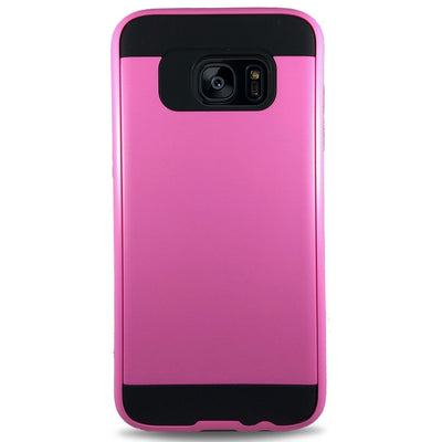J & J Case for Samsung S6 Edge - Pink