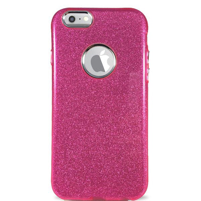 Glitter Case for iPhone 6/6S - Pink