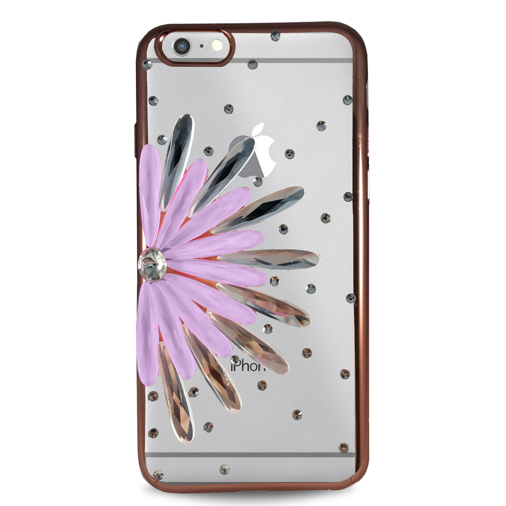 Flower Case for iPhone 6/6S - Pink
