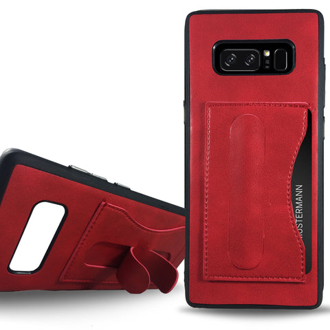 Leather Stand Case for Samsung Note 8