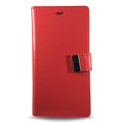 Mercury Wallet Apple iPhone 6/6S Case - Red