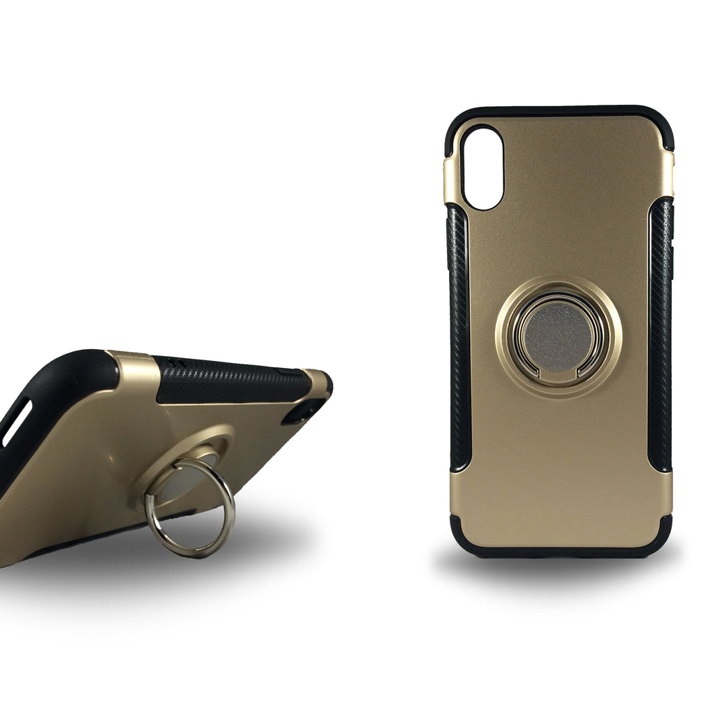 Ring Magnet Kickstand Apple iPhone Case
