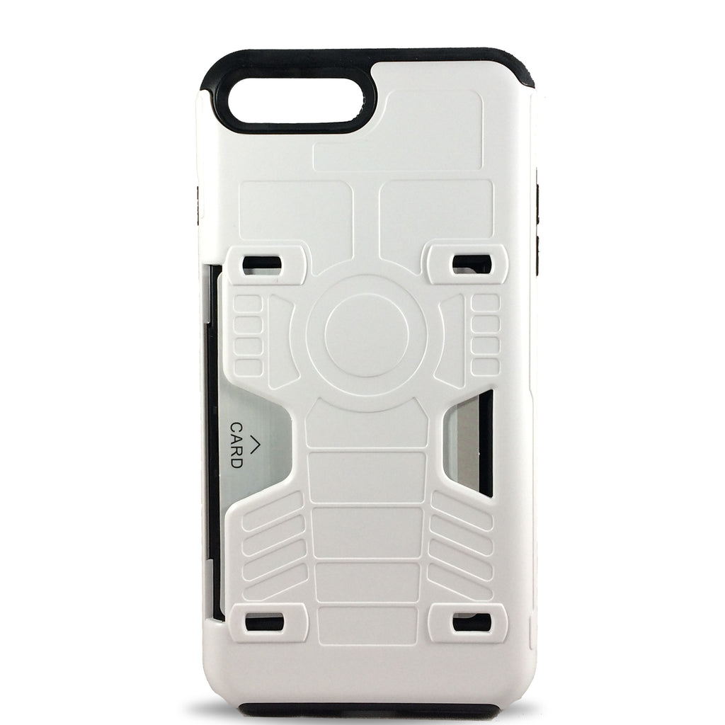 Robocard Case for iPhone 7 - White