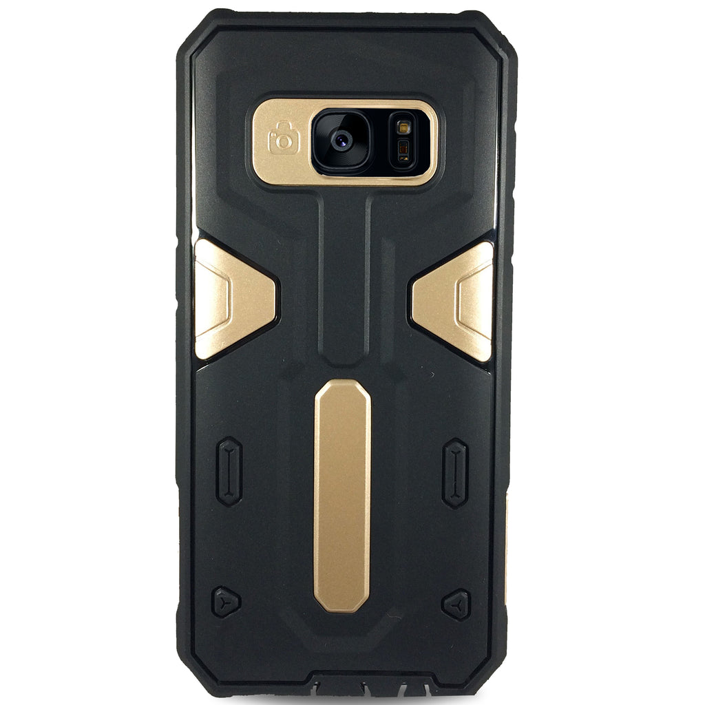 Rocket Case for Samsung S6 Edge - Gold