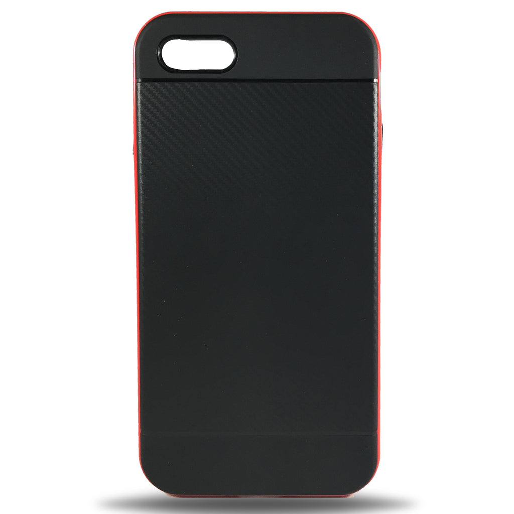 Rough Case for iPhone 7 - Red