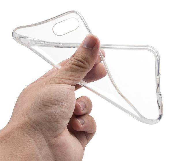 Clear Soft TPU Apple iPhone 8 Plus/7 Plus Case