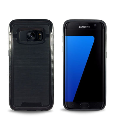 Space Case for Samsung S6 Edge - Black