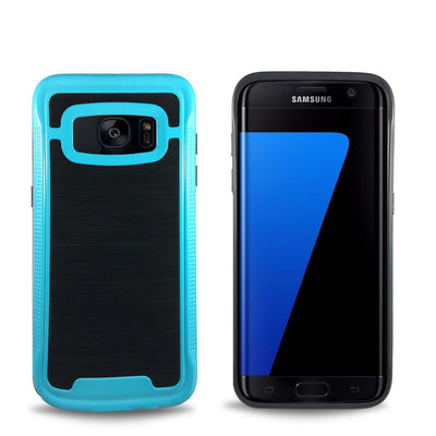 Space Case for Samsung S6 Edge - Blue
