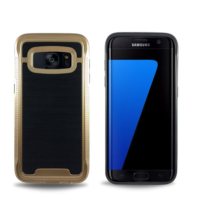 Space Case for Samsung S6 Edge - Gold