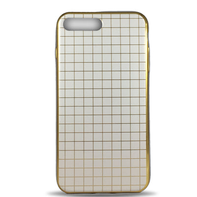 Squares Case for iPhone 7  - White