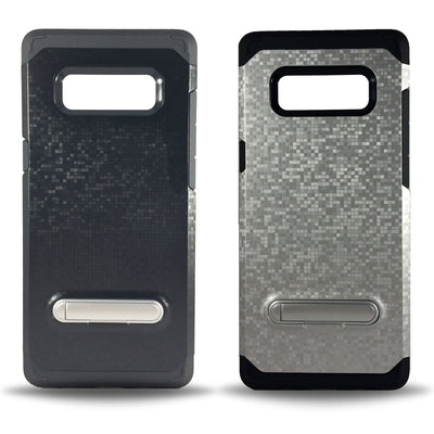 Protective Magnet Kickstand Case for Samsung Note 8