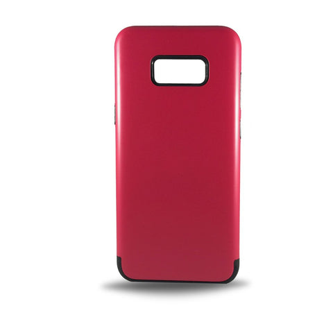 Stone Case for Samsung S8 - Red