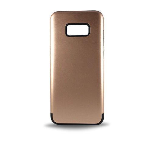 Stone Case for Samsung S8 - Rose Gold