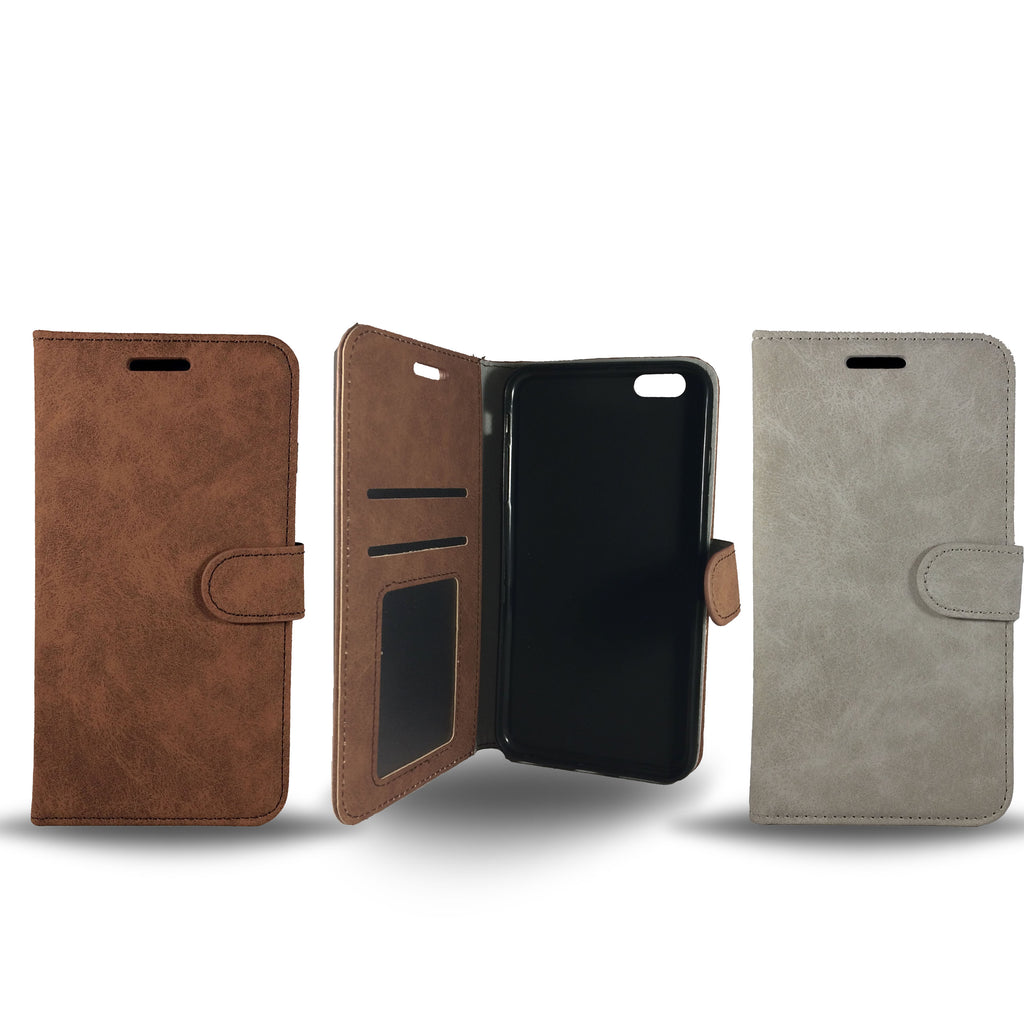 Suit Wallet Case for iPhone 7