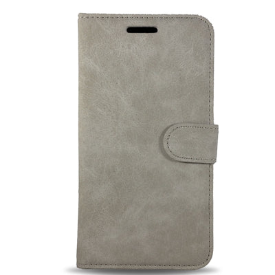 Suit Wallet Case for iPhone 5/5S/5SE - White